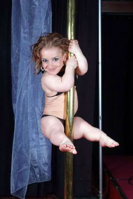 Midget Female Strippers 40